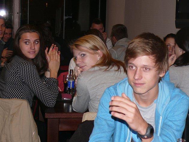 Slavnostní večeře nejlepších atletů Sokola České Budějovice