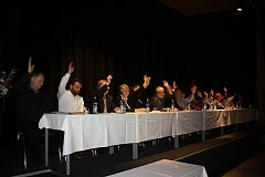 Nové zastupitelstvo v Nových Hradech se poprvé sešlo 1. listopadu.