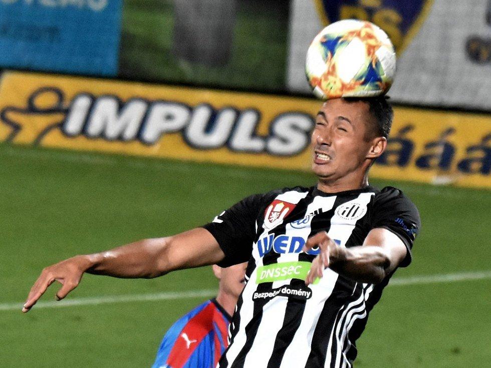Ivan Schranz před týden dal v Olomouci dva góly Dynama, trefí se i v neděli doma proti Karviné?