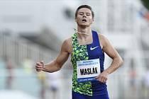 Pavel Maslák by měl běžet čtvrtku.
