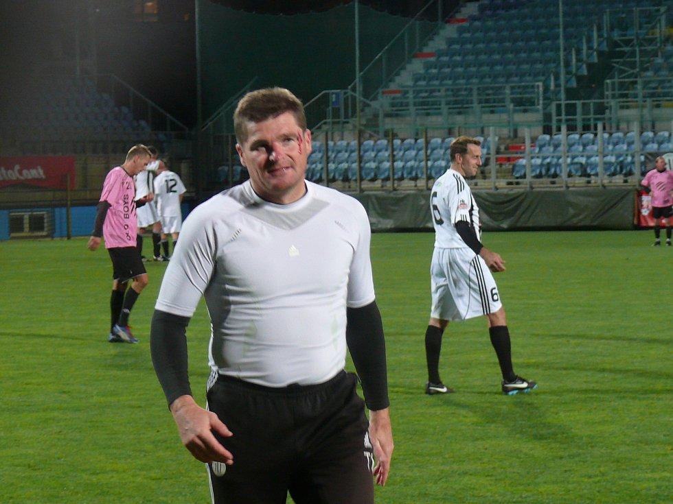 Finále Precis ligy 35. Zraněný Pavol Švantner