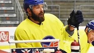 Hokejisté Motoru se chystají na první zápas sezony v Plzni.