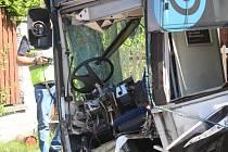 Přednost v jízdě nedal trolejbusu řidič Suzuki. Ukázalo se ale, že šoférka MHD byla pod vlivem alkoholu.