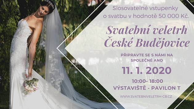 Svatební veletrh.