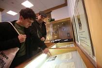Výstavu Město králů archiváři uspořádali u příležitosti letošního 750. výročí Budějovic.