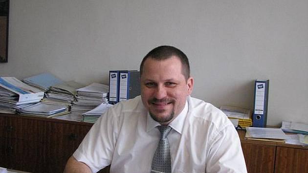 Jan Koudelka se v listopadu stal novým starostou Zlivi. Do té doby v politice nikdy aktivně nepůsobil.