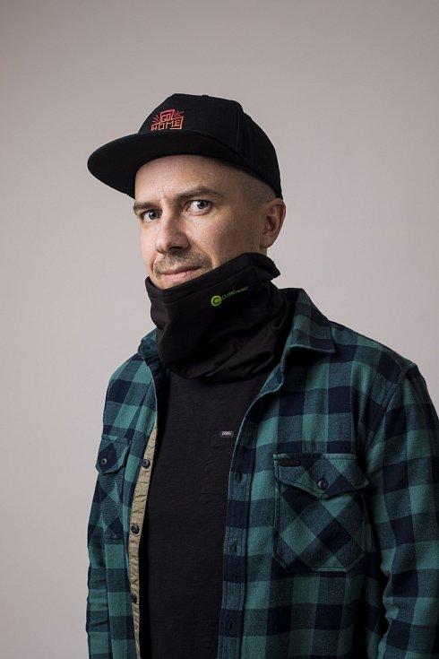 Jan Dědič ze společnosti CUBEprotect.