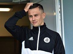 Jakub Pešek podal v Plzni výborný výkon.