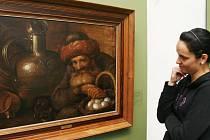 Obraz od holandského mistra (na snímku), který patří Alšově jihočeské galerii a o nějž usilují dědičky původní majitelky, zůstane podle právní analýzy ministerstva kultury galerii.