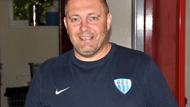 Trenér Táborska Miloslav Brožek čekal na podzim více bodů.