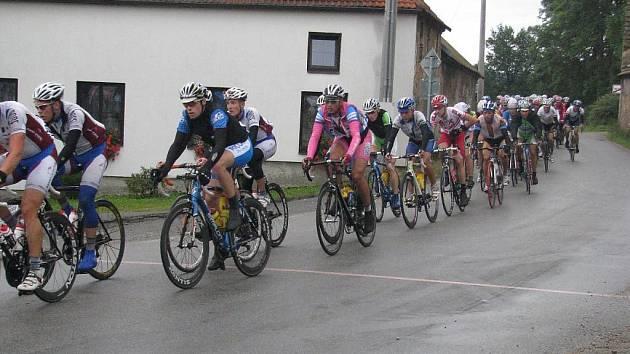 Cyklistický závod Tour tří zemí 2009