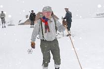 Oblíbený retrozávod Veterán Ski.