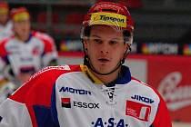 Jakub Šulc se zabydlel v obraně HC Mountfield.