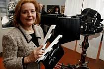Magda Vašáryová přislíbila účast na projekci filmu Postřižiny. Ten bude součástí Ekofilmu, který v pondělí začíná v Českých Budějovicích.