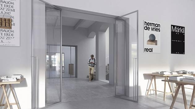 1. místo - AFF Architekten + Malý Chmel.