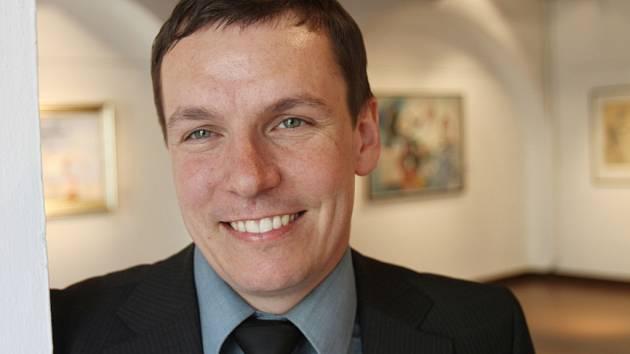 Aleš Seifert, nový ředitel Alšovy jihočeské galerie, nastoupil 2. července do funkce.