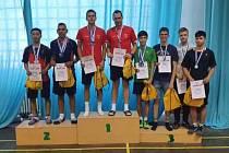 Badmintonisti na turnajích uspěli