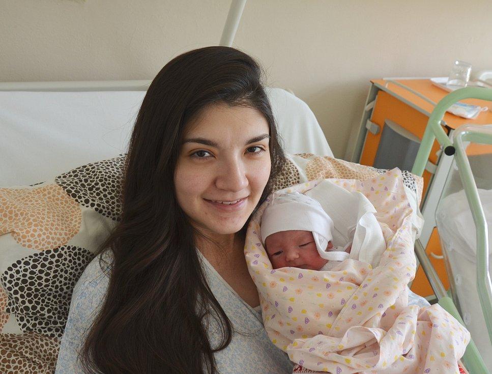 Natalia Zajíčková z Písku. Prvorozená dcera Adriany Ramirez a Miroslava Zajíčka se narodila 14. 4. 2021 v 5.42 hodin. Při narození vážila 2750 g a měřila 48 cm.