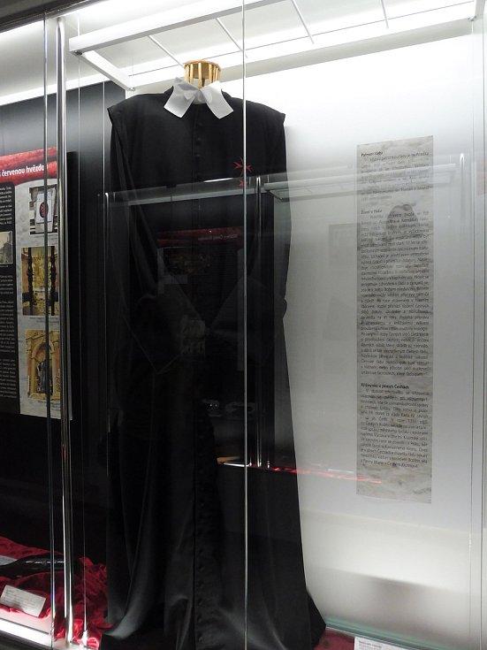 Vernisáž výstavy z Jihočeského muzea Sv. Anežka Česká.