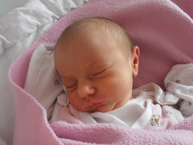Václav a Štěpánka Dobiášovi jsou rodiči prvorozené Alžběty Dobiášové. Alžbětka si pro svůj příchod na svět vybrala pátek 29.11.2013 a čas 9 hodin 28 minut. Vážila 2,59 kg. Domovem jí bude  Kamenný Újezd.