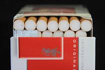 Cigarety. Ilustrační foto.
