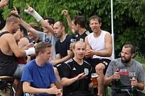 SK Ševětín porazil doma Lomnici 2:1 a mohl začít slavit postup do I.A třídy, kam se vrací po roce.