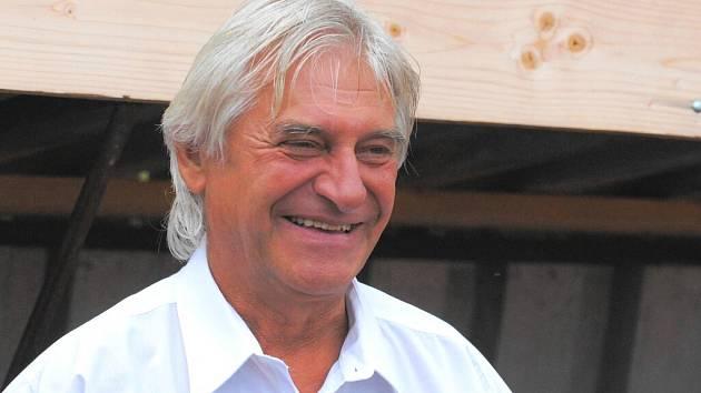 Ladislav Škorpil byl i v N. Včelnici v pohodě.