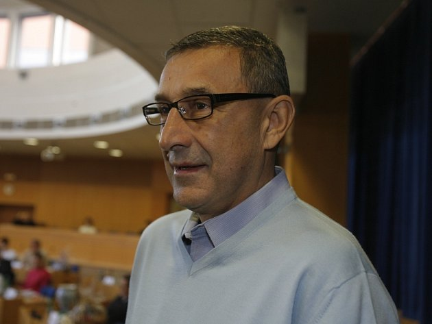 Bývalý českobudějovický hokejista Jaroslav Pouzar.