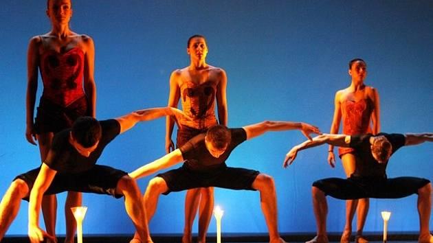 Baletní dvojvečer MOZ-ART v Jihočeském divadle.