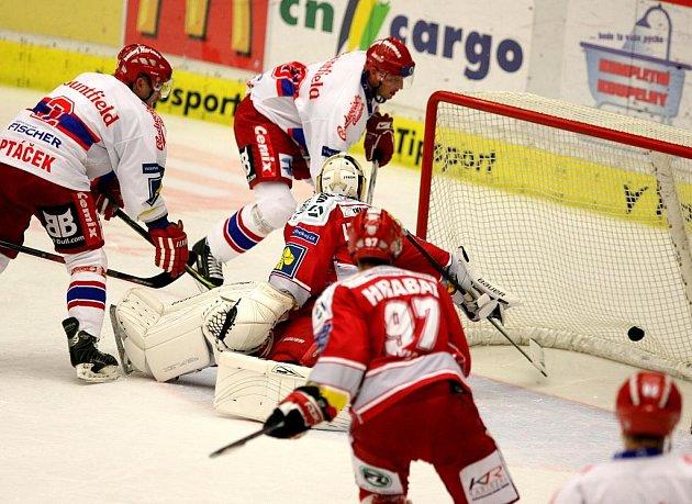 Druhý gól Petra Sailera.