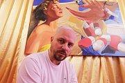 Vůbec poprvé můžete vidět díla z posledních let jednoho z nejvýznamnějších současných vizuálních umělců Pasty Onera.