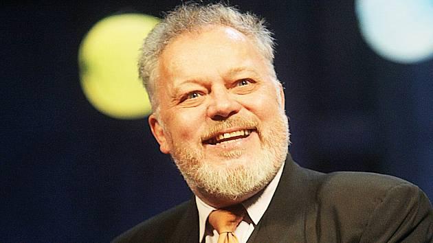 Jiří Untermüller ve hře Shakespeare v Hollywoodu.