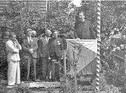 Život v Chotýčanech v době druhé světové války mapuje výstava, kterou připravil chotýčanský kronikář Viktor Toms. K vidění je v prostorách chotýčanské knihovny.