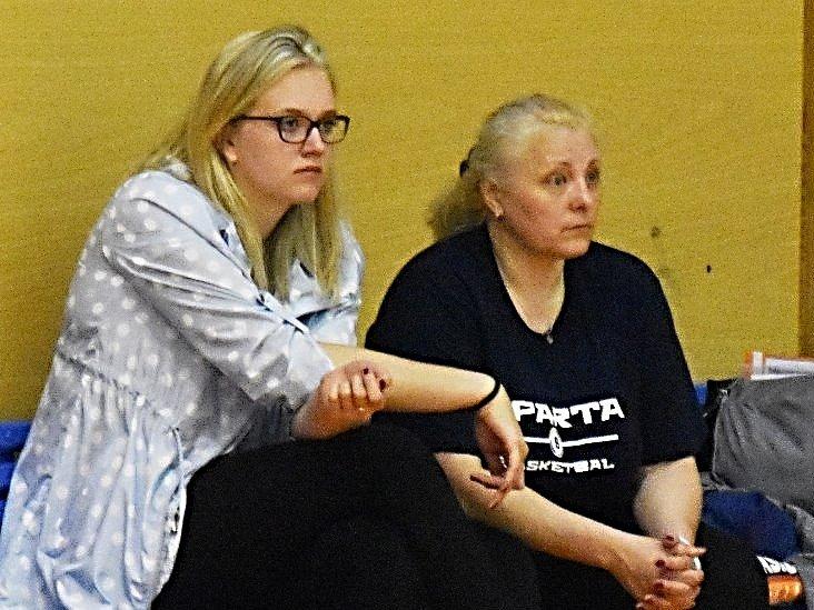 Voráčková, Elhotová a Reisingerová