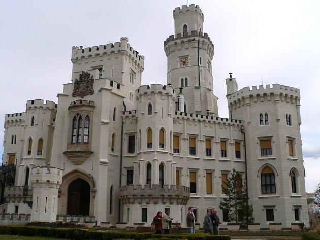 V loňské sezoně navštívilo hlubocký zámek 285 000 lidí.