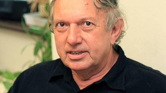Autor Hynek Klimek napsal nedávno pro dětské čtenáře Prácheňsko a Pošumaví.