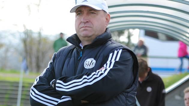 Uplynulou sezonu juniorky Dynama hodnotil trenér Petr Skála.