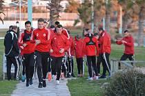 Fotbalisté Dynama se ve středu v rámci soustředění na Kypru utkají s lotyšským FK Rigas.