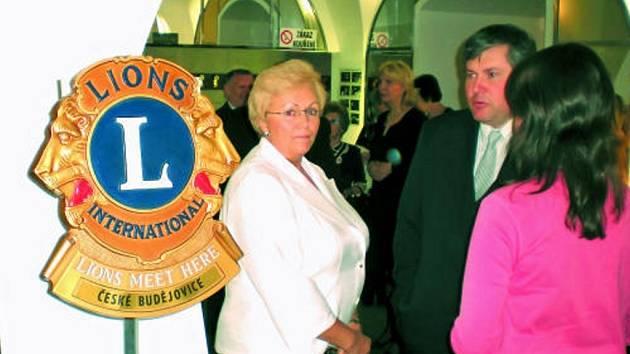 V sobotu se konalo v českobudějovickém Jihočeském divadle představení, které pořádal místní Lions club.
