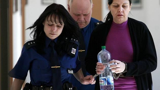 Osm let za vraždu dcery uložil soud Marii Sonbolové.