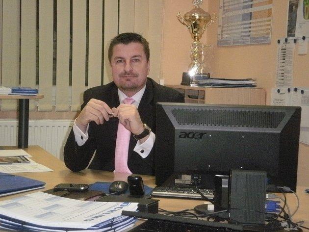 Vítěz Závodu míru 1993 a olympionik Jaroslav Bílek