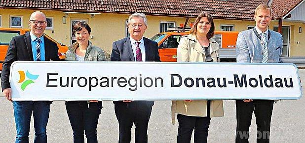 Dolnobavorským politikům se zviditelnění euroregionu líbí.