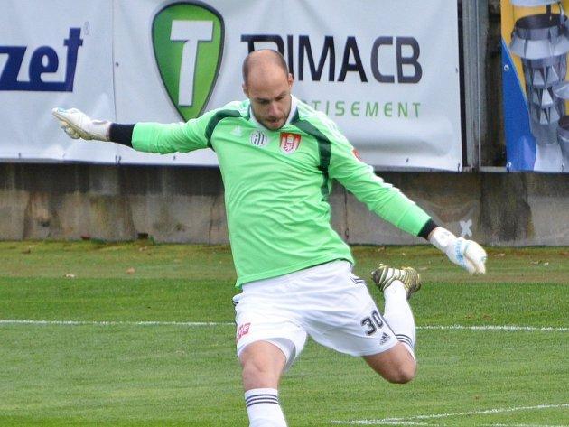 I brankář Zdeněk Křížek věří, že Dynamo se Znojmem v pátek doma uspěje.