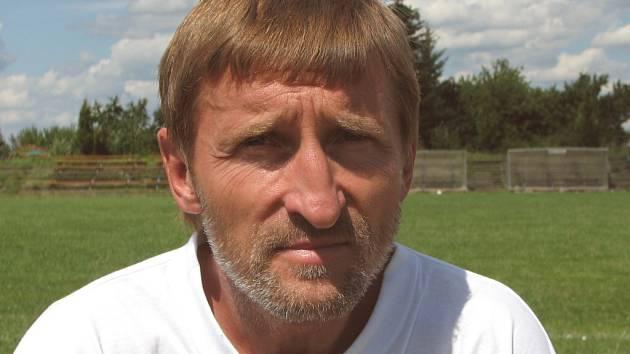 Českovelenický trenér MUDr. Jan Jabůrek je před nadcházející sezónou optimistou.