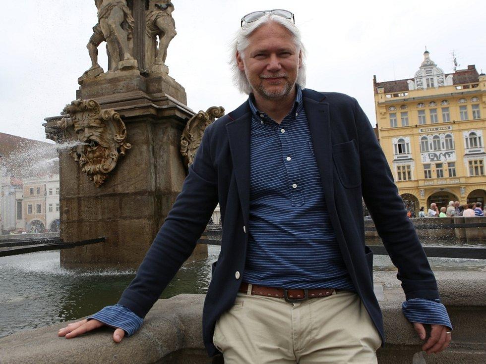 Generální manažer Madeta Motoru Stanislav Bednařík