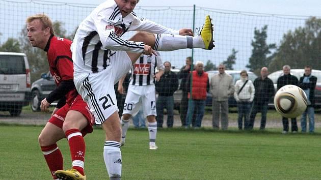 Hlavický Szabo si na Petera Černáka nepřišel: Dynamo vyhrálo v Hlavici 3:1 a v poháru ho čeká osmifinále s Teplicemi.