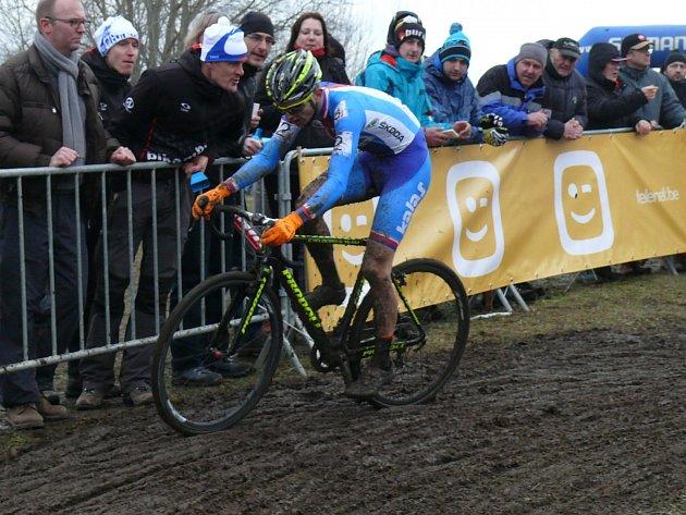 Mistrovství světa v cyklokrosu v Táboře, Michael Boroš