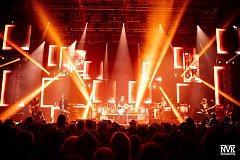 Populární kapela Chinaski vystoupila v rámci svého turné v sobotu v českobudějovické Budvar Aréně.