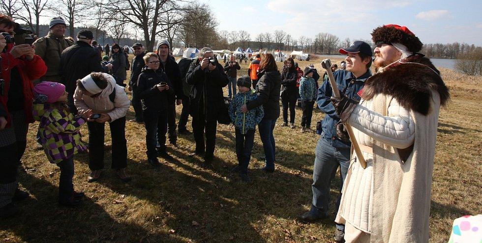 Jan Žižka v sobotu znovu dovedl husitské bojovníky k vítězství