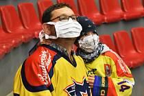 V pátek si fanoušci Madeta Motoru mohli ještě v Budvar aréně užít zápas s Vítkovicemi. Znovu by si měli, pokud to situace dovolí, sednout do hlediště 21. října při zápase s Pardubicemi.